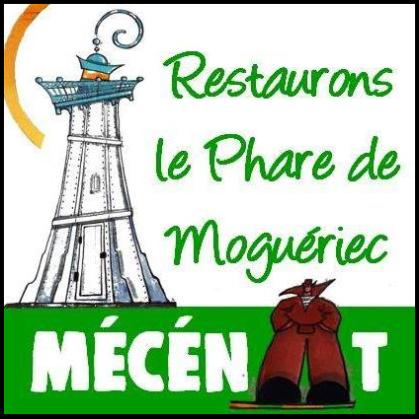 Restaurons le Phare de Moguériec - Mécénat
